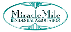 Miracle Mile Residents Association logo